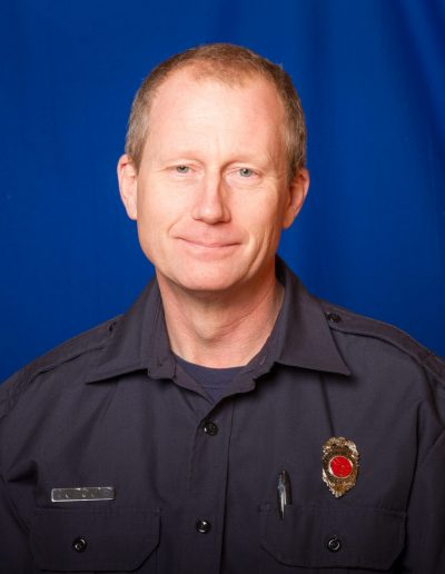 Chris Helton - EMT, Captain