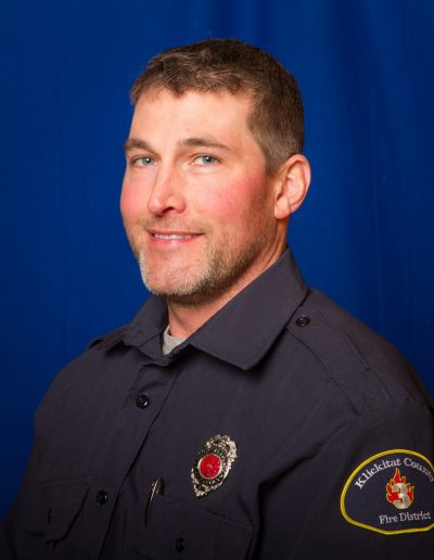Jeremy Grose - Firefighter
