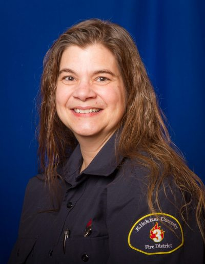 Suzie Glaser - EMT, Captain