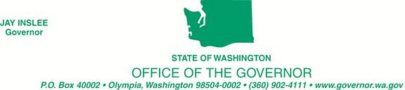 State of Emergency exists in all of Washington