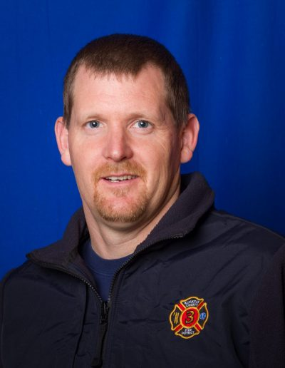 Ray Sowa - EMT, Firefighter