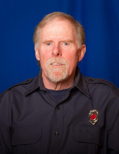 Roy Griffiths - Retired Firefighter