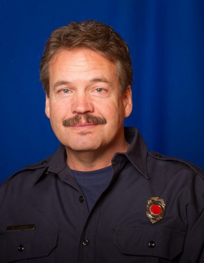 David Larson - Paramedic, Firefighter
